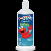 Crest Kids Sesame Street Anticavity Fluoride Toothpaste (4.2 oz)